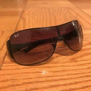 "Ray-Ban ""Black mask"" sunglasses"